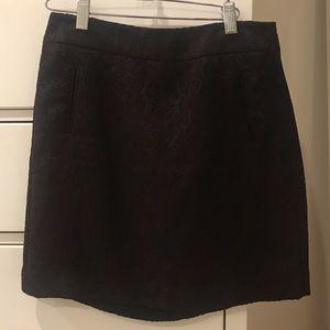 Patterned Loft Skirt